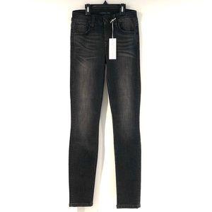 Anthropologie Level 99 Liza Mid Rise Skinny Jean